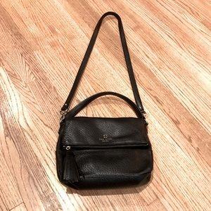Kate Spade Crossbody Mini Black Bag